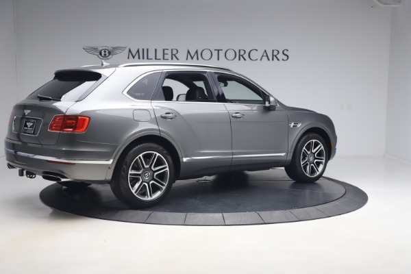 Used 2018 Bentley Bentayga Activity Edition for sale $159,900 at Alfa Romeo of Westport in Westport CT 06880 8
