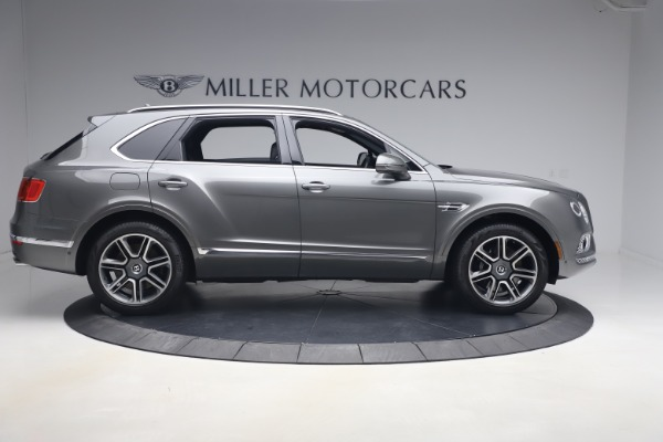 Used 2018 Bentley Bentayga Activity Edition for sale $159,900 at Alfa Romeo of Westport in Westport CT 06880 9