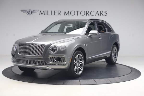 Used 2018 Bentley Bentayga Activity Edition for sale $159,900 at Alfa Romeo of Westport in Westport CT 06880 1