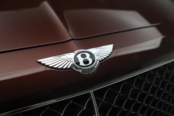 Used 2020 Bentley Bentayga V8 for sale $186,900 at Alfa Romeo of Westport in Westport CT 06880 14