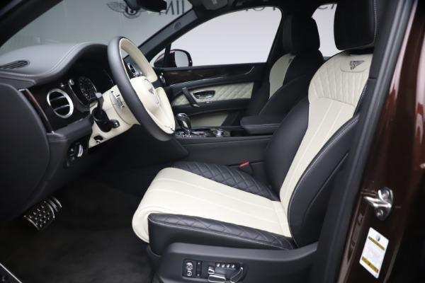 Used 2020 Bentley Bentayga V8 for sale $186,900 at Alfa Romeo of Westport in Westport CT 06880 18