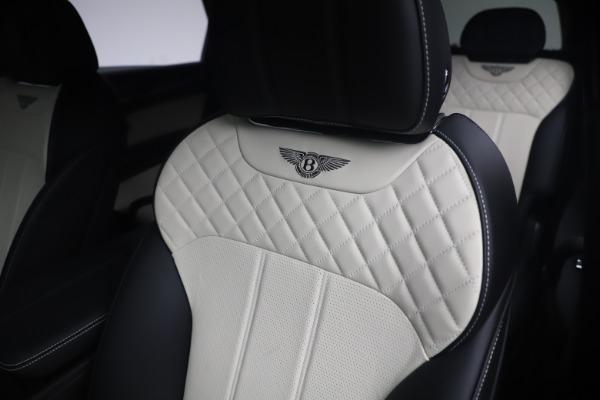Used 2020 Bentley Bentayga V8 for sale $189,900 at Alfa Romeo of Westport in Westport CT 06880 20