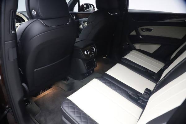 Used 2020 Bentley Bentayga V8 for sale $186,900 at Alfa Romeo of Westport in Westport CT 06880 21