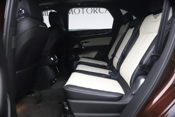 Used 2020 Bentley Bentayga V8 for sale $186,900 at Alfa Romeo of Westport in Westport CT 06880 22