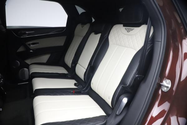 Used 2020 Bentley Bentayga V8 for sale $186,900 at Alfa Romeo of Westport in Westport CT 06880 23