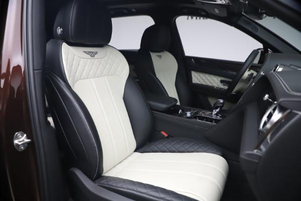 Used 2020 Bentley Bentayga V8 for sale $186,900 at Alfa Romeo of Westport in Westport CT 06880 27