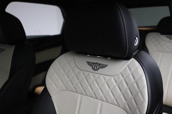 Used 2020 Bentley Bentayga V8 for sale Call for price at Alfa Romeo of Westport in Westport CT 06880 18