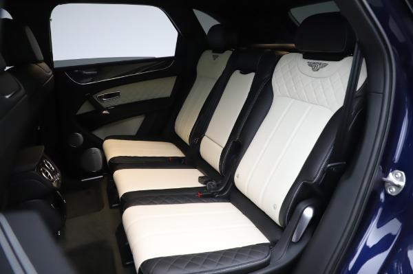 Used 2020 Bentley Bentayga V8 for sale Call for price at Alfa Romeo of Westport in Westport CT 06880 20