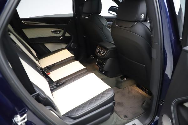 Used 2020 Bentley Bentayga V8 for sale Call for price at Alfa Romeo of Westport in Westport CT 06880 21