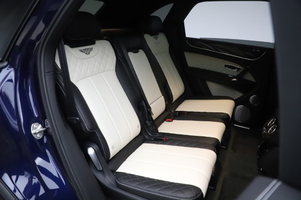 Used 2020 Bentley Bentayga V8 for sale Call for price at Alfa Romeo of Westport in Westport CT 06880 22
