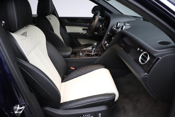 Used 2020 Bentley Bentayga V8 for sale Call for price at Alfa Romeo of Westport in Westport CT 06880 24