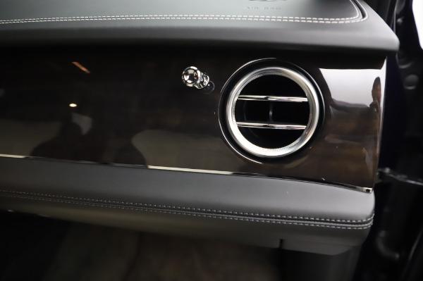 Used 2020 Bentley Bentayga V8 for sale Call for price at Alfa Romeo of Westport in Westport CT 06880 27