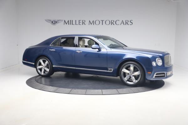 Used 2020 Bentley Mulsanne Speed for sale $269,900 at Alfa Romeo of Westport in Westport CT 06880 10