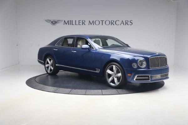 Used 2020 Bentley Mulsanne Speed for sale $269,900 at Alfa Romeo of Westport in Westport CT 06880 11
