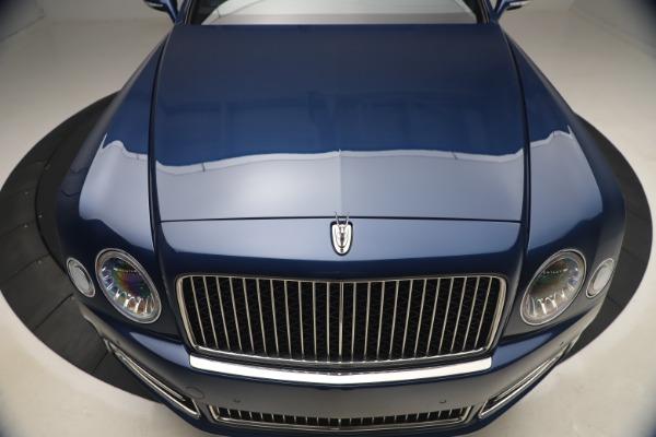 Used 2020 Bentley Mulsanne Speed for sale $269,900 at Alfa Romeo of Westport in Westport CT 06880 13