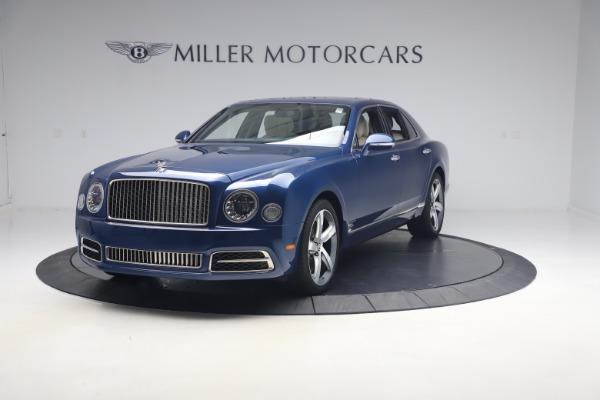 Used 2020 Bentley Mulsanne Speed for sale $269,900 at Alfa Romeo of Westport in Westport CT 06880 2
