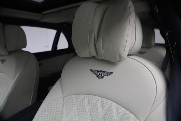 Used 2020 Bentley Mulsanne Speed for sale $269,900 at Alfa Romeo of Westport in Westport CT 06880 20