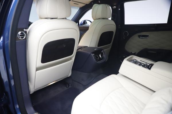 Used 2020 Bentley Mulsanne Speed for sale $269,900 at Alfa Romeo of Westport in Westport CT 06880 21
