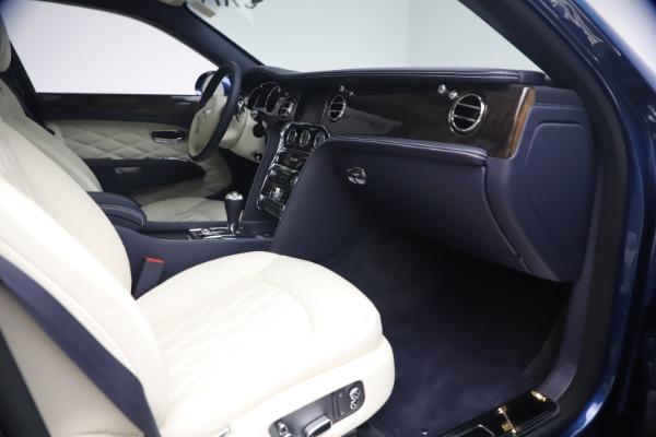 Used 2020 Bentley Mulsanne Speed for sale $269,900 at Alfa Romeo of Westport in Westport CT 06880 24