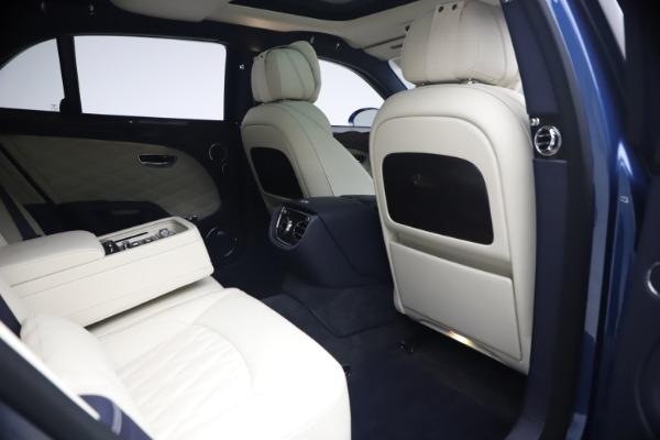 Used 2020 Bentley Mulsanne Speed for sale $269,900 at Alfa Romeo of Westport in Westport CT 06880 27