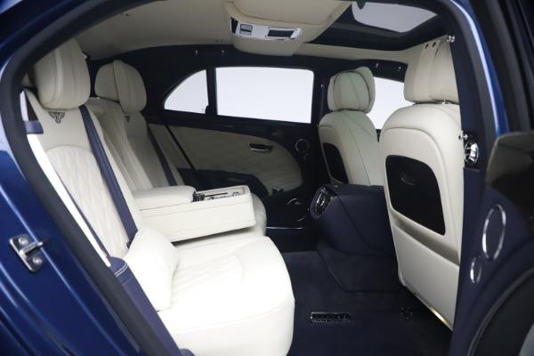 Used 2020 Bentley Mulsanne Speed for sale $269,900 at Alfa Romeo of Westport in Westport CT 06880 28