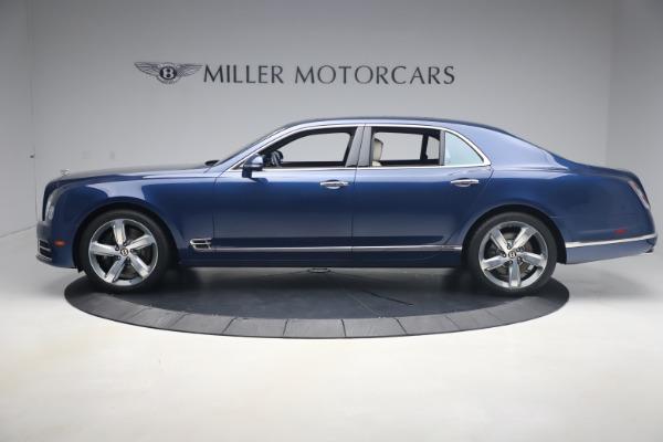 Used 2020 Bentley Mulsanne Speed for sale $269,900 at Alfa Romeo of Westport in Westport CT 06880 3