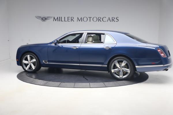 Used 2020 Bentley Mulsanne Speed for sale $269,900 at Alfa Romeo of Westport in Westport CT 06880 4