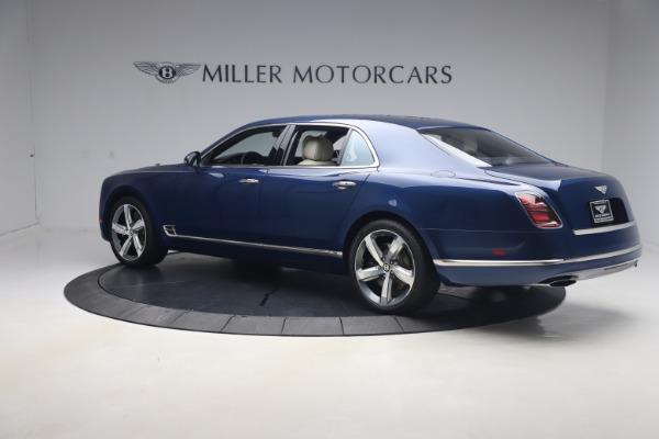 Used 2020 Bentley Mulsanne Speed for sale $269,900 at Alfa Romeo of Westport in Westport CT 06880 5