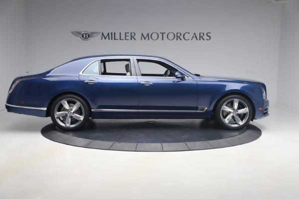 Used 2020 Bentley Mulsanne Speed for sale $269,900 at Alfa Romeo of Westport in Westport CT 06880 9