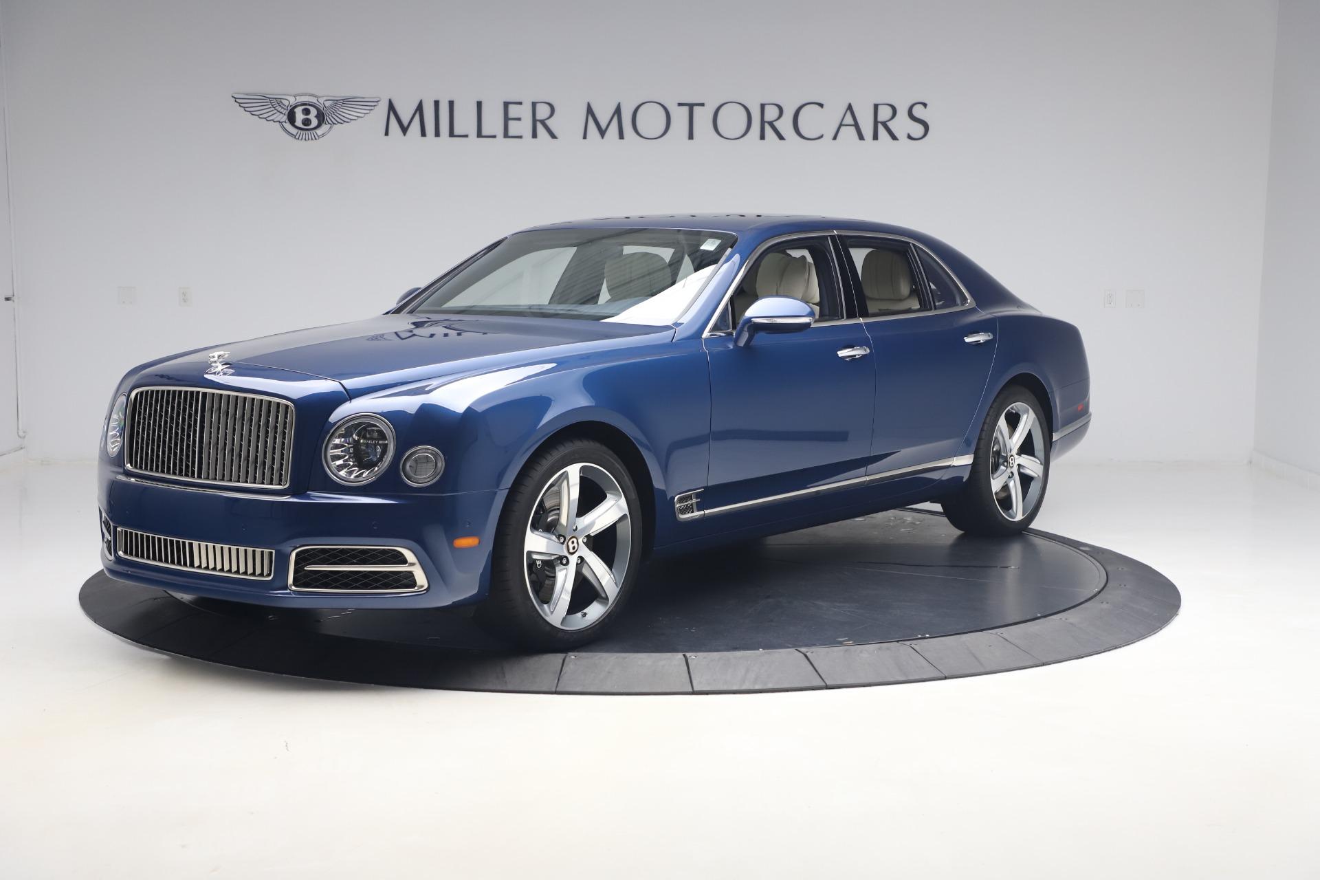 Used 2020 Bentley Mulsanne Speed for sale $269,900 at Alfa Romeo of Westport in Westport CT 06880 1