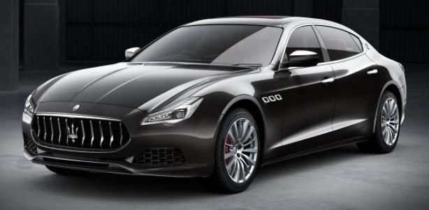 New 2020 Maserati Quattroporte S Q4 for sale Sold at Alfa Romeo of Westport in Westport CT 06880 1