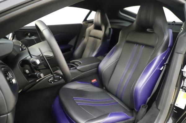Used 2020 Aston Martin Vantage for sale $155,900 at Alfa Romeo of Westport in Westport CT 06880 14