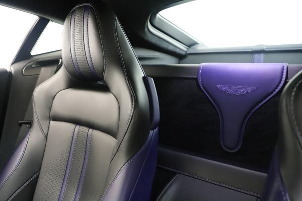 Used 2020 Aston Martin Vantage for sale $155,900 at Alfa Romeo of Westport in Westport CT 06880 17