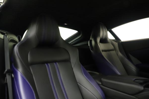 Used 2020 Aston Martin Vantage for sale $155,900 at Alfa Romeo of Westport in Westport CT 06880 18