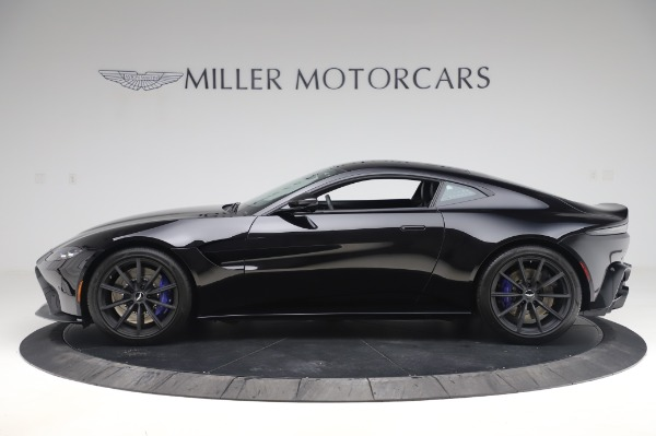 Used 2020 Aston Martin Vantage Coupe for sale $155,800 at Alfa Romeo of Westport in Westport CT 06880 2