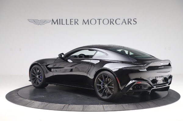 Used 2020 Aston Martin Vantage Coupe for sale $155,800 at Alfa Romeo of Westport in Westport CT 06880 3