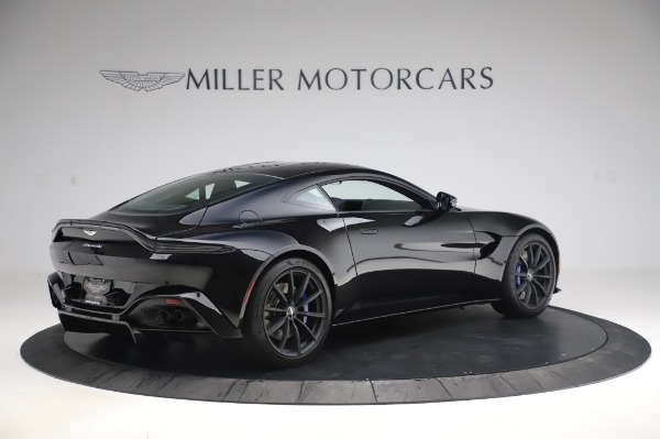 Used 2020 Aston Martin Vantage Coupe for sale $155,800 at Alfa Romeo of Westport in Westport CT 06880 7