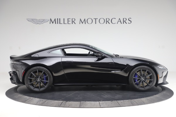 Used 2020 Aston Martin Vantage Coupe for sale $155,800 at Alfa Romeo of Westport in Westport CT 06880 8