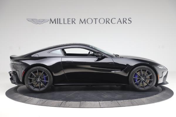 Used 2020 Aston Martin Vantage for sale $155,900 at Alfa Romeo of Westport in Westport CT 06880 8