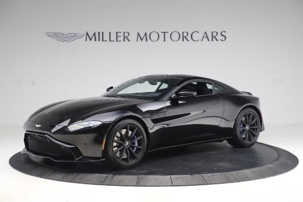 Used 2020 Aston Martin Vantage for sale $155,900 at Alfa Romeo of Westport in Westport CT 06880 1