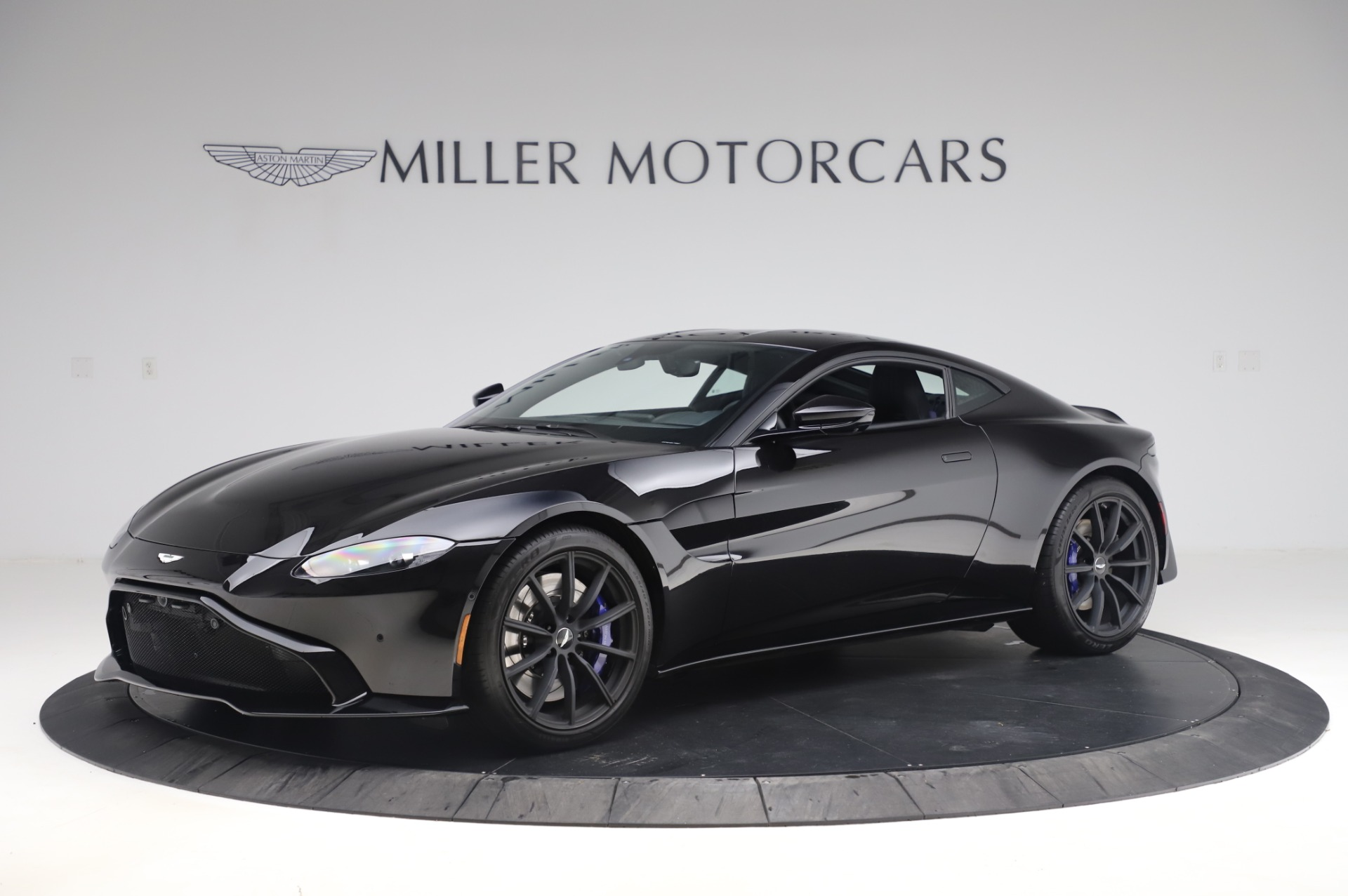 Used 2020 Aston Martin Vantage Coupe for sale $155,800 at Alfa Romeo of Westport in Westport CT 06880 1