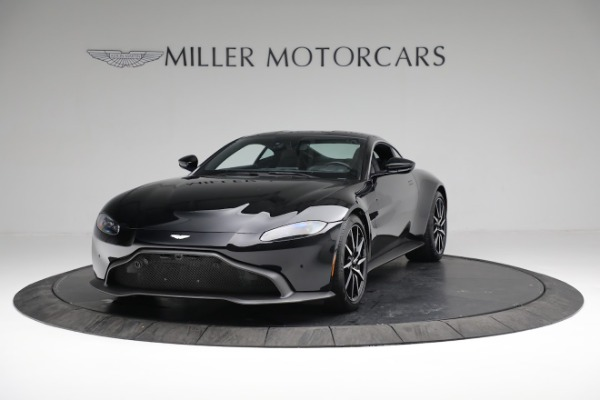 Used 2019 Aston Martin Vantage Coupe for sale $129,900 at Alfa Romeo of Westport in Westport CT 06880 12