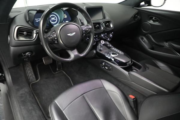 Used 2019 Aston Martin Vantage Coupe for sale $129,900 at Alfa Romeo of Westport in Westport CT 06880 13