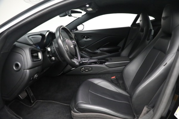 Used 2019 Aston Martin Vantage Coupe for sale $129,900 at Alfa Romeo of Westport in Westport CT 06880 14