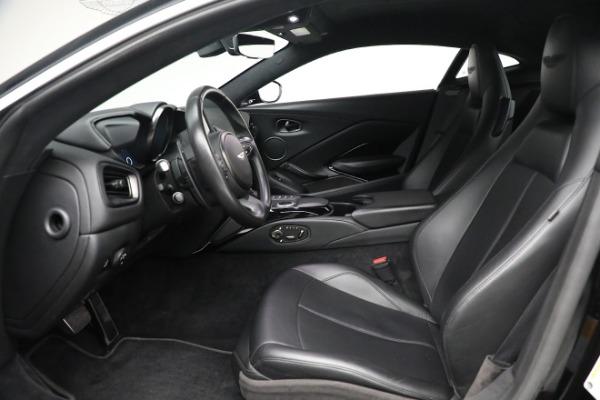 Used 2019 Aston Martin Vantage for sale $129,900 at Alfa Romeo of Westport in Westport CT 06880 14