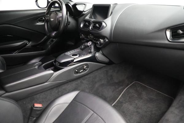 Used 2019 Aston Martin Vantage Coupe for sale $129,900 at Alfa Romeo of Westport in Westport CT 06880 18