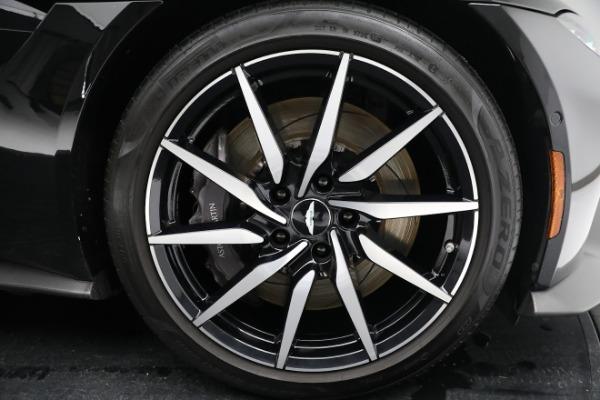 Used 2019 Aston Martin Vantage Coupe for sale $129,900 at Alfa Romeo of Westport in Westport CT 06880 21