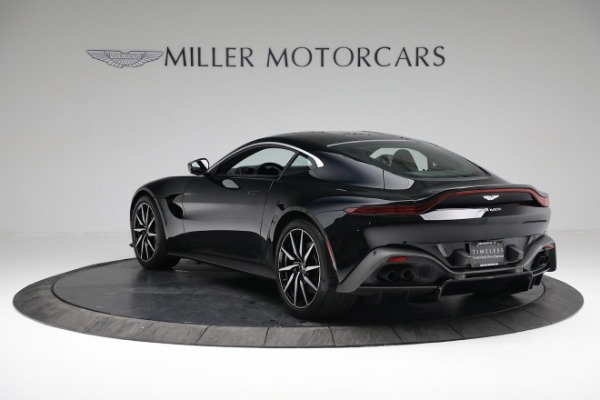 Used 2019 Aston Martin Vantage Coupe for sale $129,900 at Alfa Romeo of Westport in Westport CT 06880 4