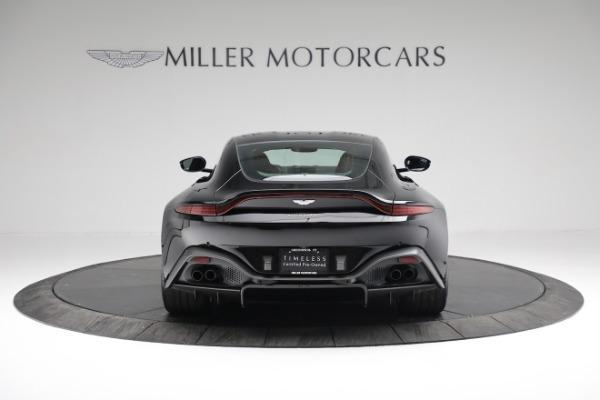 Used 2019 Aston Martin Vantage Coupe for sale $129,900 at Alfa Romeo of Westport in Westport CT 06880 5