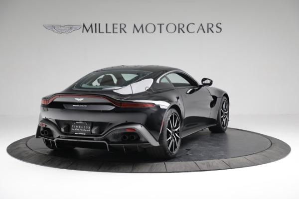 Used 2019 Aston Martin Vantage Coupe for sale $129,900 at Alfa Romeo of Westport in Westport CT 06880 6